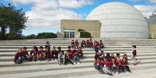 Visita al Planetario (Ed. infantil)