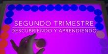 INFANTIL - 4 AÑOS A - SEGUNDO TRIMESTRE