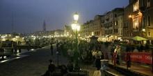 Calle del puerto, Venecia