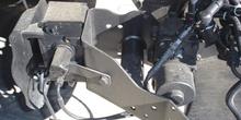 Vehículos industriales. Bomba eléctrica para abatimiento de cabi