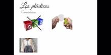 SECUNDARIA - 3º - LOS PLÁSTICOS - TECNOLOGÍA