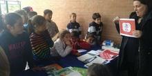2019_04_02_Cuarto b en la miniferia del Fernando de los ríos_CEIP FDLR_Las Rozas 2