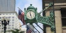 Reloj en State Street