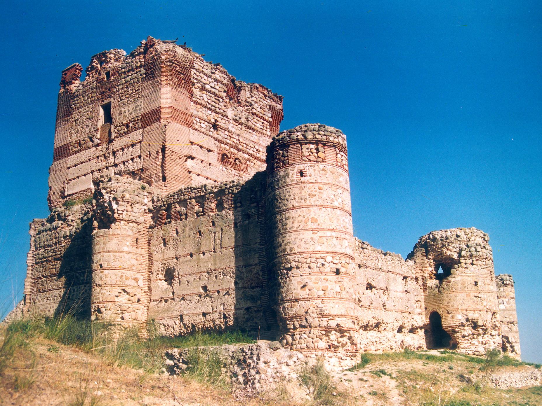 Castillo de Aulencia en Villanueva de la Cañada
