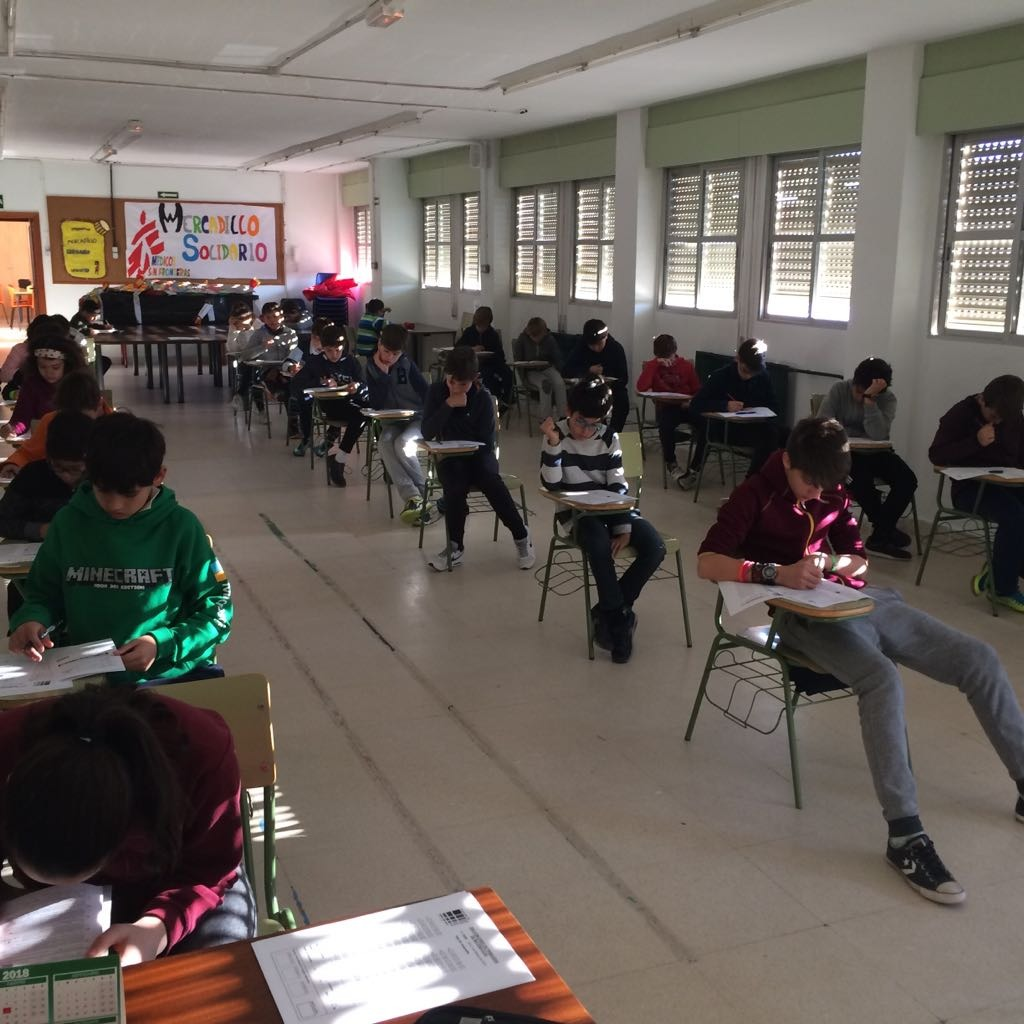 I Fase Concurso Primavera Matemáticas 2018_CEIP FDLR_Las Rozas 3