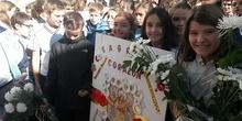 Ofrenda floral a Nuestra Señora de la Almudena 2017 6