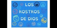 INFANTIL - 5 AÑOS - LOS ROSTROS DE DIOS - RELIGIÓN - FORMACIÓN