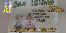 Concurso de dibujos San Isidro