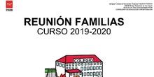 Tramo Motóricos 2019 - 2020. Presentación familias