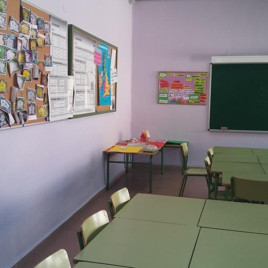 Aulas de Primaria 10
