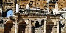 Teatro de Hierápolis, Pamukkale, Turquía