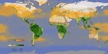 La respiración de la Tierra