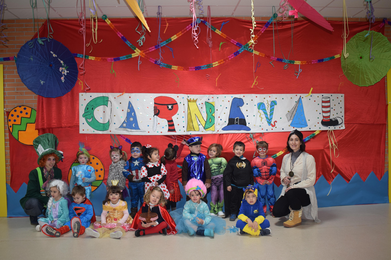 Pasacalles Carnaval 2018  4 12