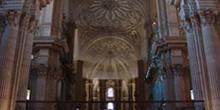 Trascoro de la Catedral de Málaga, Andalucía