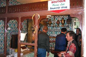 Café de Pierre Loti en Eyüp