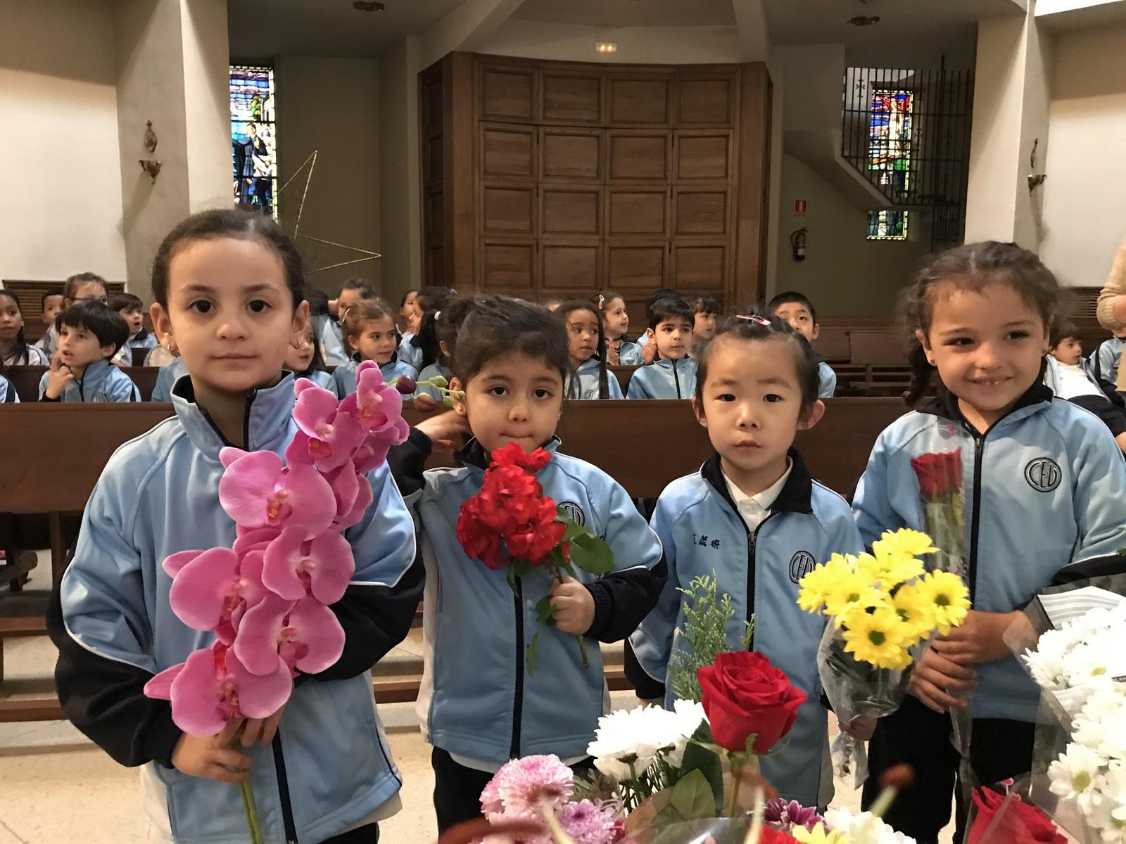 Flores a María - Educación Infantil 2 1