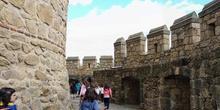 1º y 2º en el Castillo de Manzanares