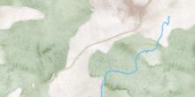 Ruta de La Cabrera a Aragosa (Río Dulce)