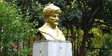 Estatua del sultan Fatih Mehmet, Estambul, Turquía