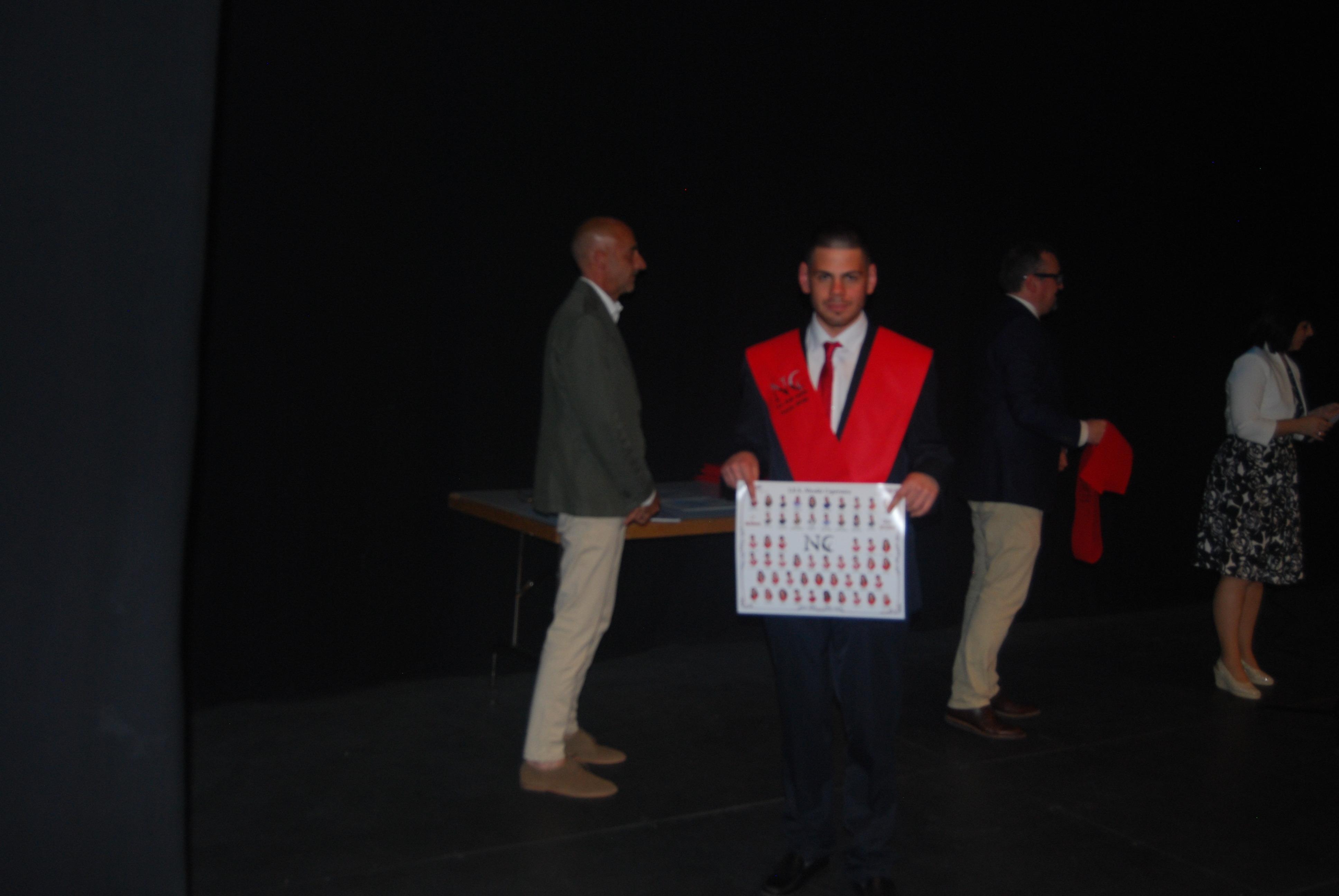 Graduación - 2º Bachillerato - Curso 2017/18 - Álbum # 3 19