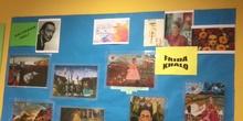 Si los cuadros hablaran...Frida Kahlo 1°A