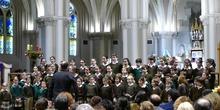 Actuación completa Colegio Jesús Maestro