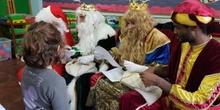 Los RRMM  Papá Noel en 1º (1) 3