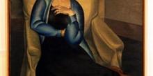 Retrato de Rosa Chacel - de Timoteo Pérez Rubio - Badajoz