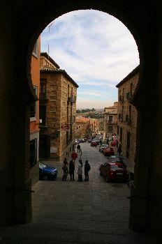 Arco de la Sangre, Toledo, Castilla-La Mancha
