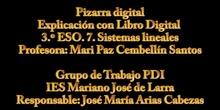 Matemáticas: Libro Digital con Pizarra Digital, Paz, Sistemas