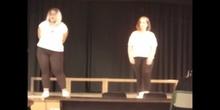 Actuación Coro del Instituto - 1
