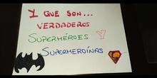 Superhéroes y Superheroínas