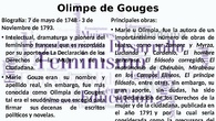 Olimpe de Gouges