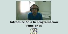 Iniciación a la programación - Funciones