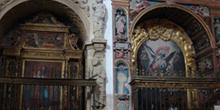 Capillas de la Catedral de Baeza, Jaén, Andalucía