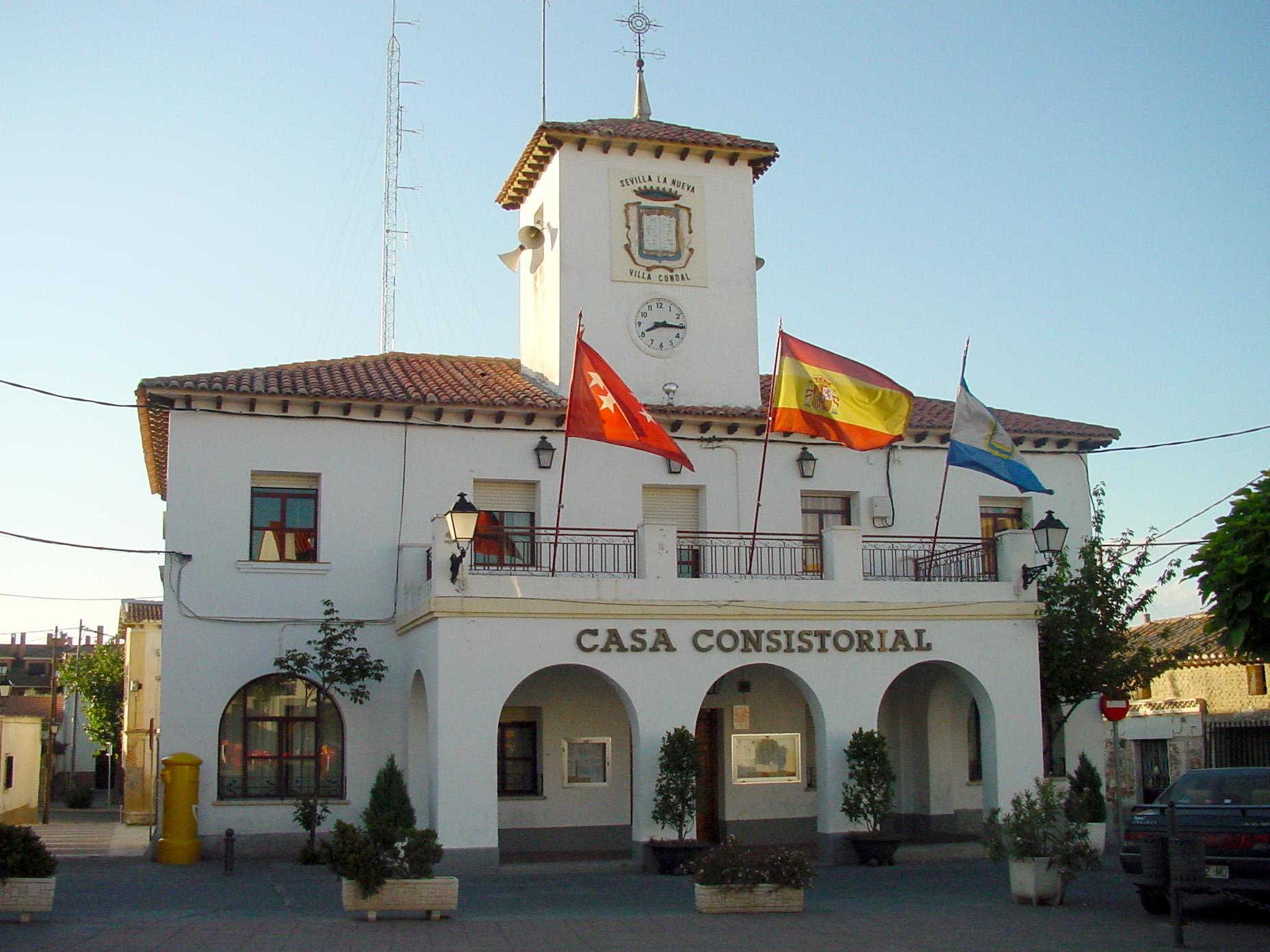 Ayuntamiento de Sevilla la Nueva