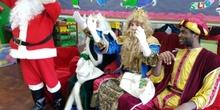 Los RRMM  Papá Noel en 1º (1) 5