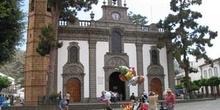 Basílica de la Virgen del Pino. Teror