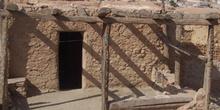 Antigua vivienda, Chébika, Túnez