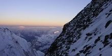 Amanecer sobre Himalaya