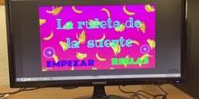 """JUEGO EDUCATIVO DIGITAL """"LA RULETA DE LA SUERTE"""""""