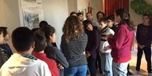 Centro de Interpretación de la Naturaleza. Montecarmelo. 6º curso. 1