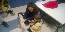 Cuéntame un cuento - Actividad conjunta Infantil 3 años y 6º Ed. Primaria 16