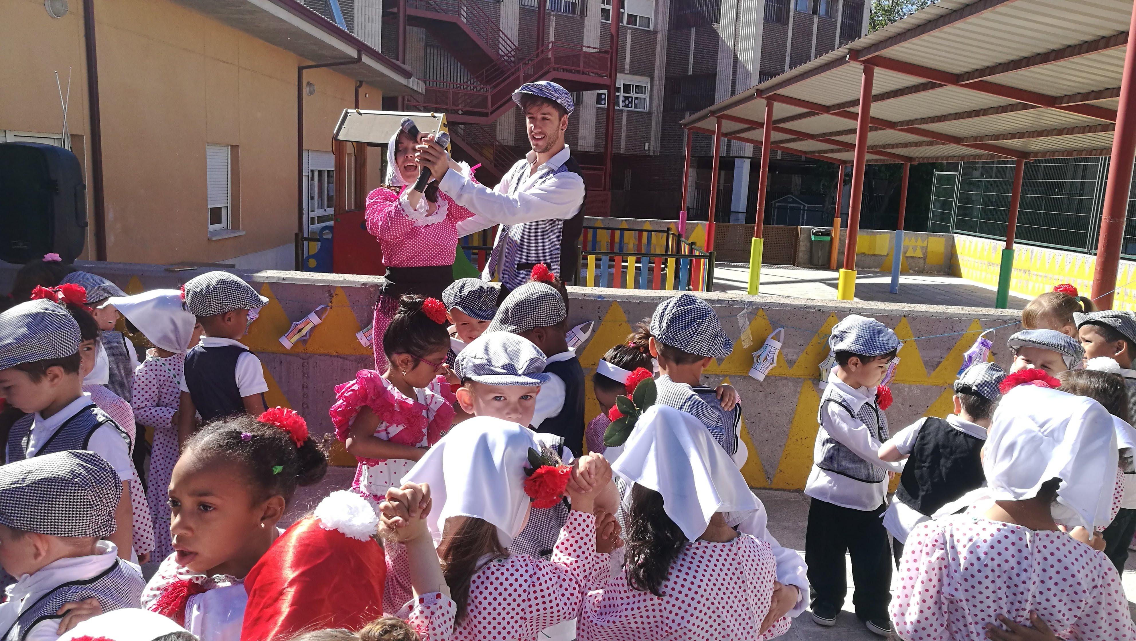 San Isidro en el Comedor 2019 2