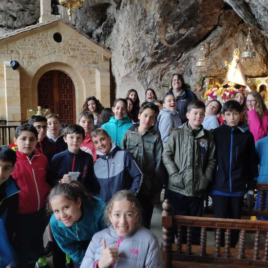 Santa Cueva de Covadonga 14
