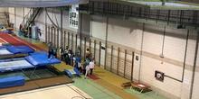 Gimnasia de trampolín 3