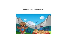 Proyecto Indios 3años