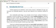 Tema 13: Instalación de gas