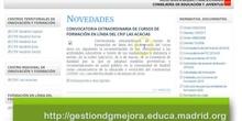 Portal de la Red de Formación de la Comunidad de Madrid - Videotutorial