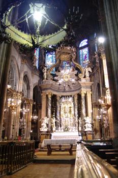 Capilla Barroca, Catedral de Lugo, Galicia